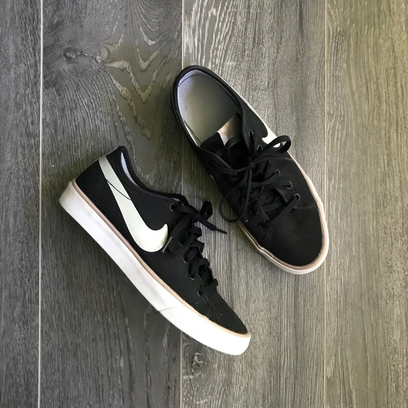 Nike Canvas Vans Style Sneaker Shoes